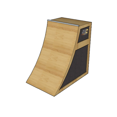 6' Basic Warped Wall