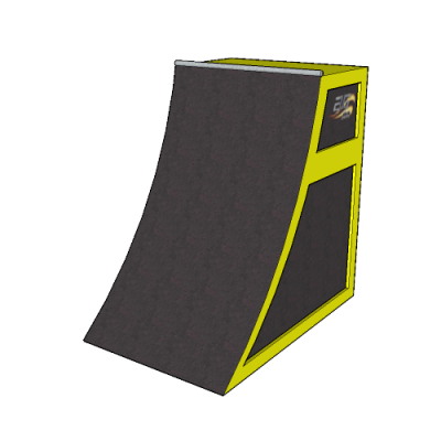 6' Premium Warped Wall