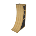 12' Basic Warped Wall