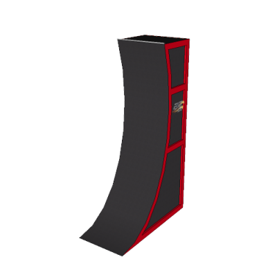 14' Premium Warped Wall