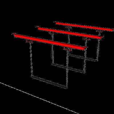 Trapeze-Bars