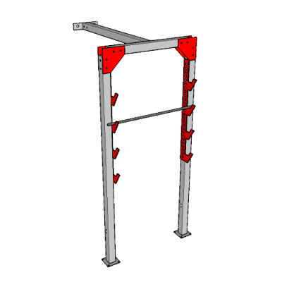 NW-OSL-FL-0610@Salmon_ladder_with_Katana_Frame@6.333x10.333x4.667