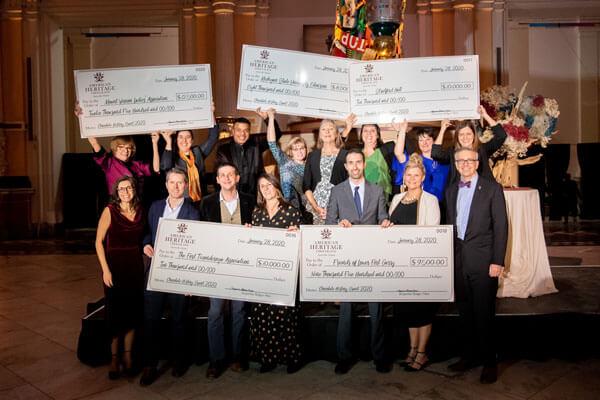 HCS grant winners 2020