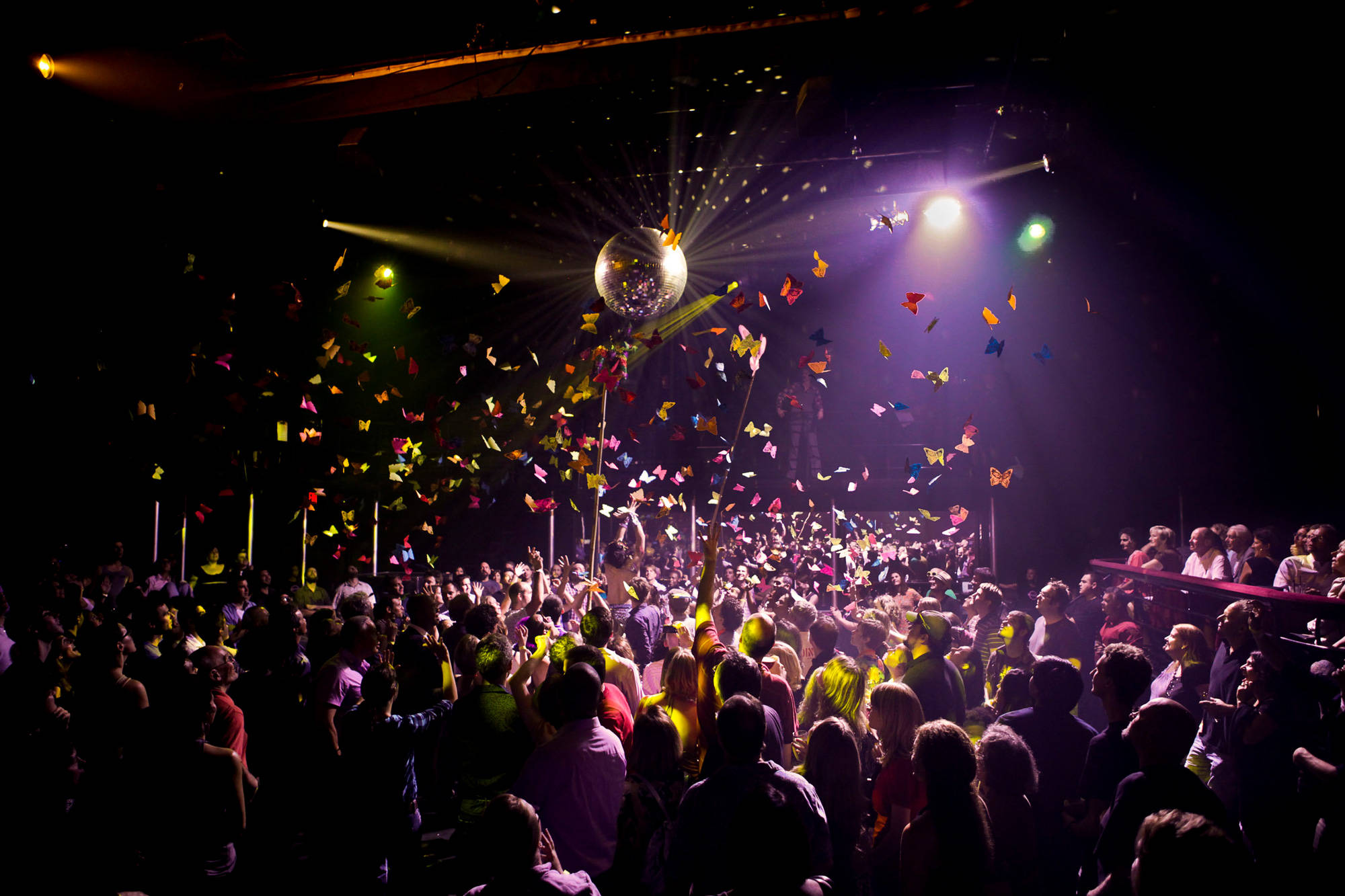 the donkey show every saturday night at oberon