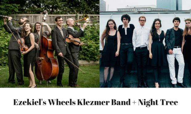 Ezekiel's Wheels Klezmer Band & Night Tree