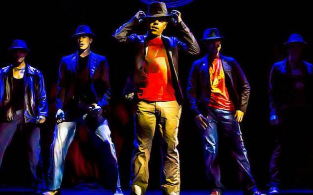 DIRTY POP: A Boy-Band Burlesque