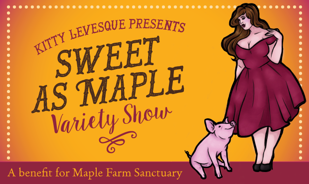 Sweet As Maple Variety Show