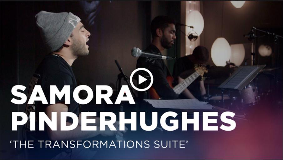 Samora Pinderhughes' 'The Transformations Suite' - Jazz Night in America - NPR