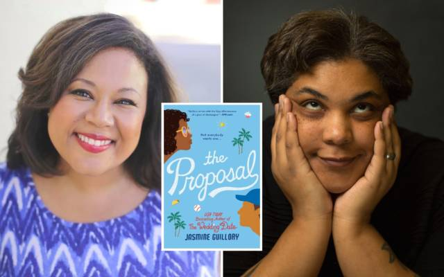 Harvard Bookstore presents Jasmine Guillory with Roxane Gay
