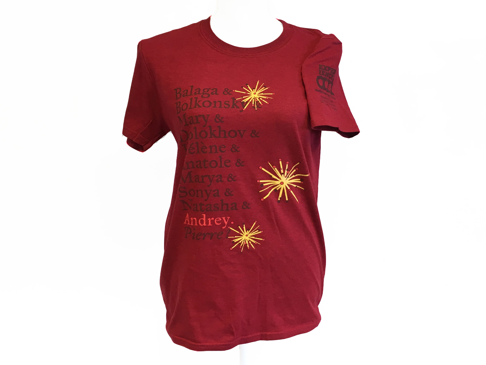 The Great Comet T-shirt