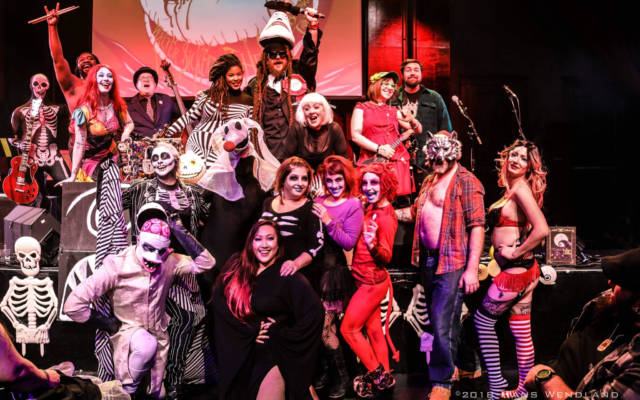 Something Strange: A Music and Burlesque Tribute to The Nightmare Before Christmas