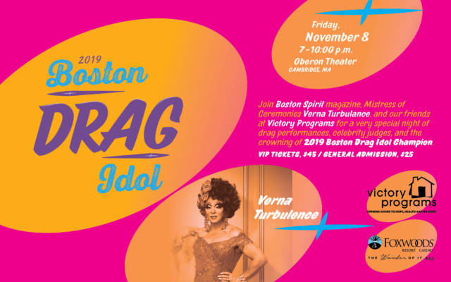 2nd Annual Boston Drag Idol