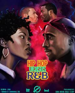 Hip-Hop VERSUS R&B