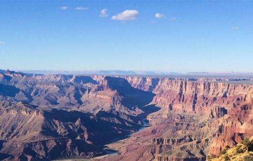 Grand Canyon Overlook | Sinjin Eberle