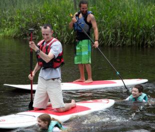 Paddling the Ashley River | Hugo Krispyn