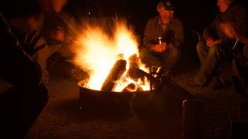 Camp Baker Fire | Dave Simon