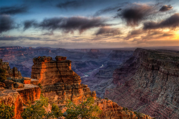 Grand Canyon sunrise | Casey Reynolds [FlickrCC]