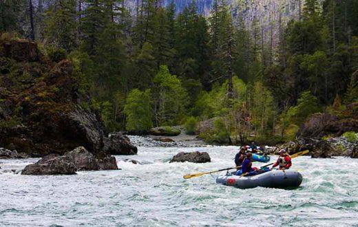 Zach Collier Northwest Rafting Co