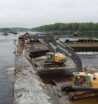 Restoring Damaged Rivers