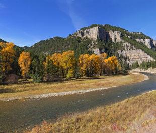 Smith River, MT   Pat Clayton