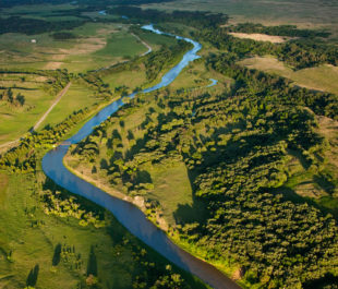 Niobrara River in Nebraska
