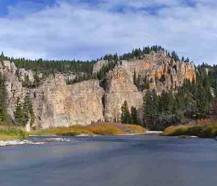 The Smith River, MT | Fisheye Guy Photography