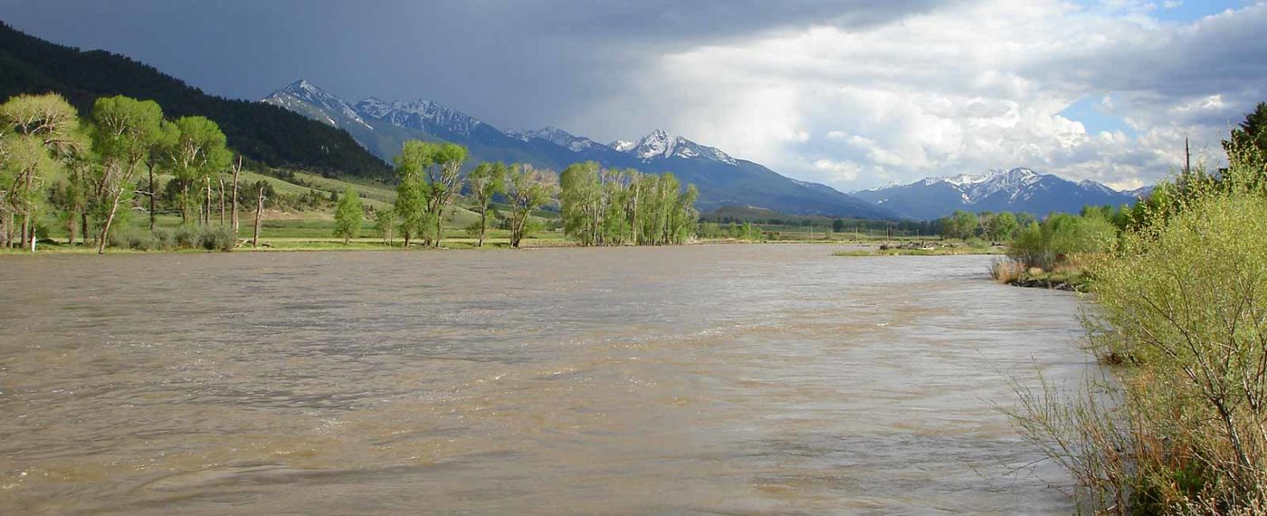 Yellowstone River   Scott Bosse