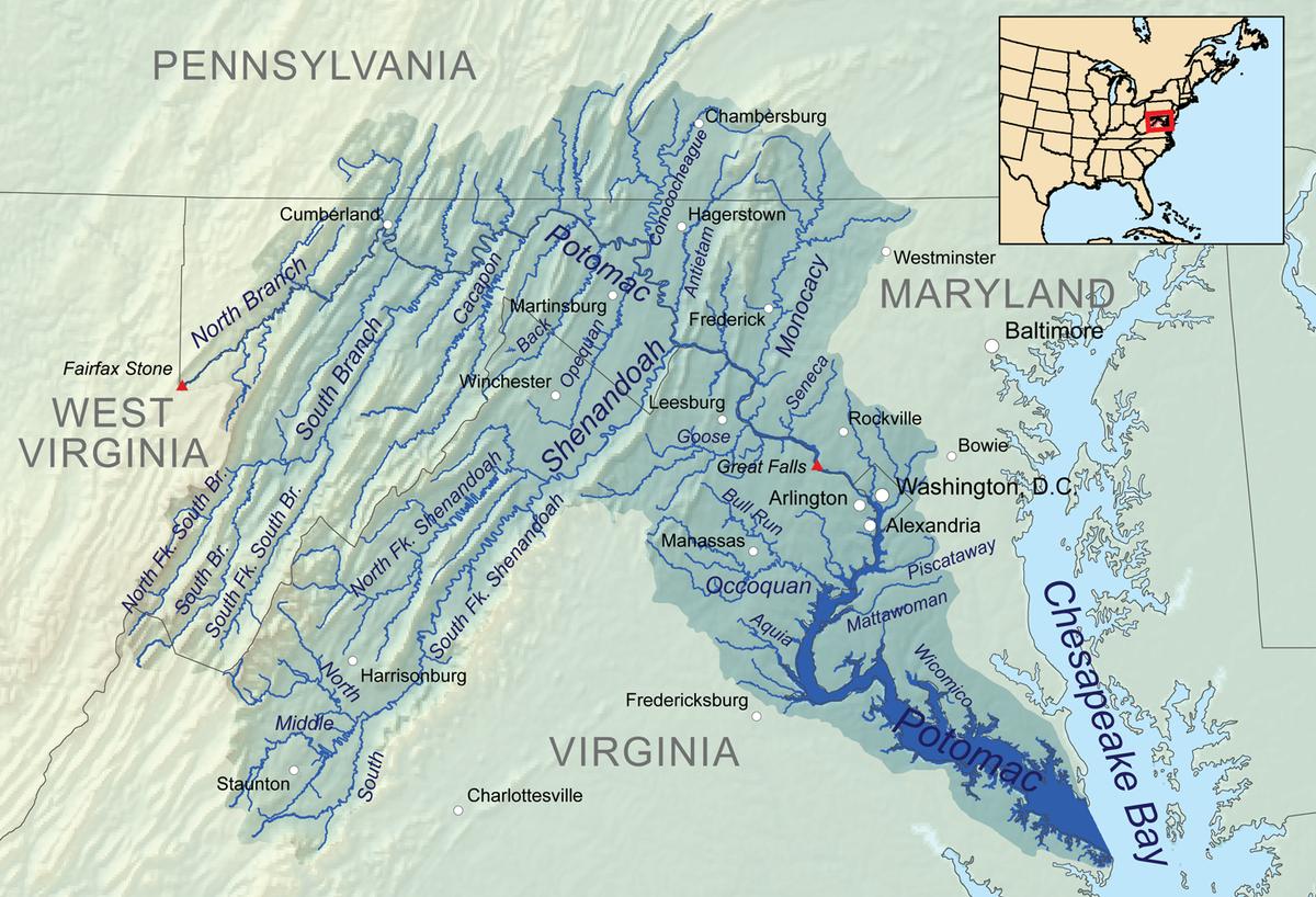 Potomac River | American Rivers