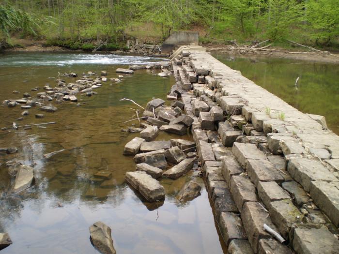 Bendigo Dam