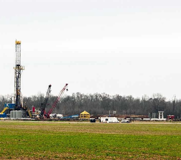 fracking oil and gas development american rivers