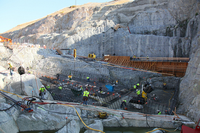 Why dams won 39 t solve water supply needs american rivers for Nimbus dam fishing