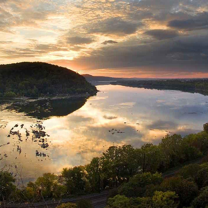 Susquehanna River, PA   Howie Hartman