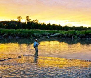 Chuitna River, AK