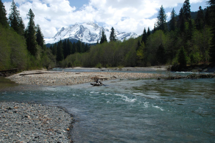 Headwaters of the NF Nooksack | Thomas O'Keefe
