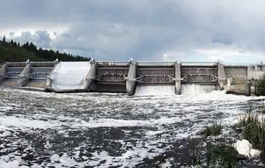 Keno Dam | Steve Rothert