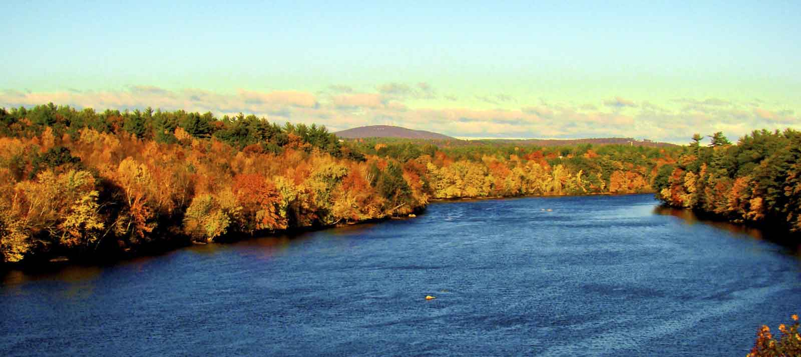 Merrimack River | Merrimack River Watershed Council