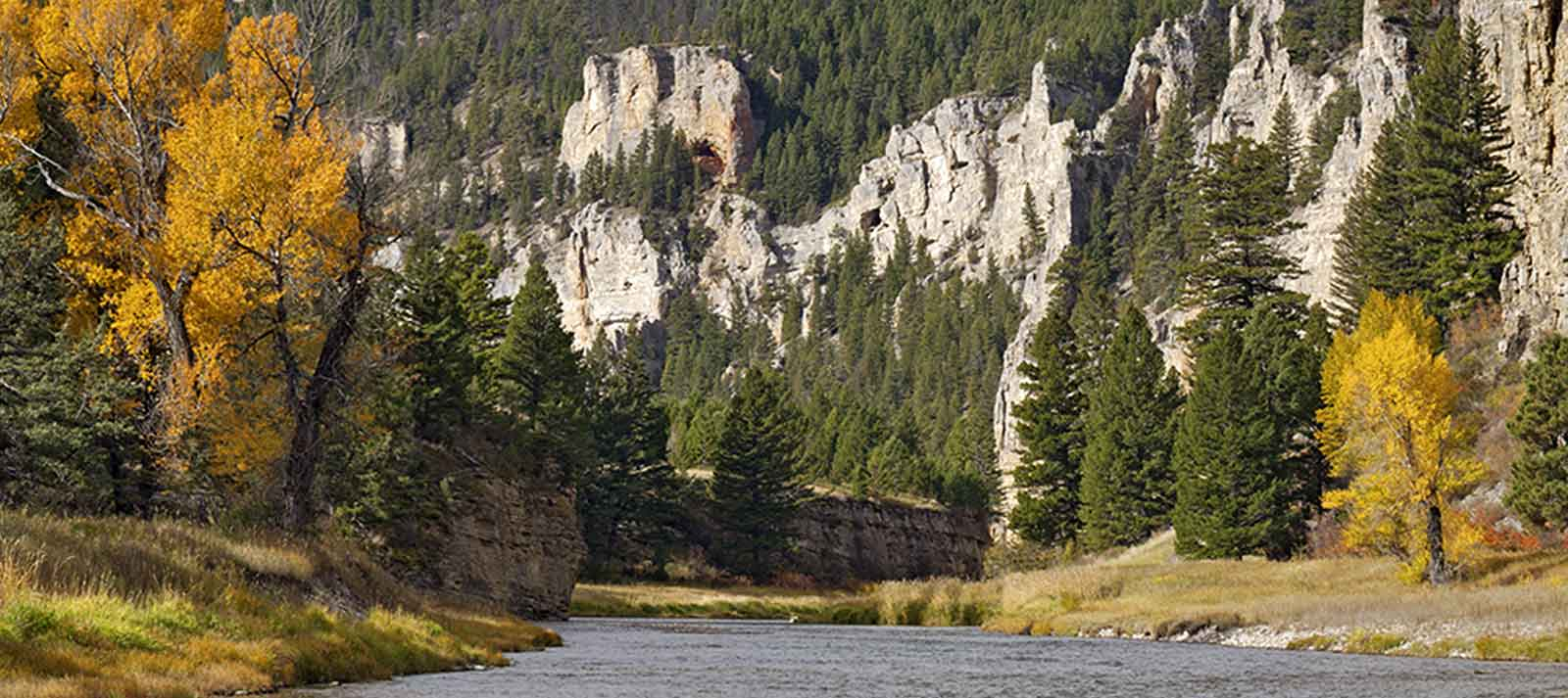 Smith River, Montana | Photo: Pat Clayton [fisheyeguyphotography.com]