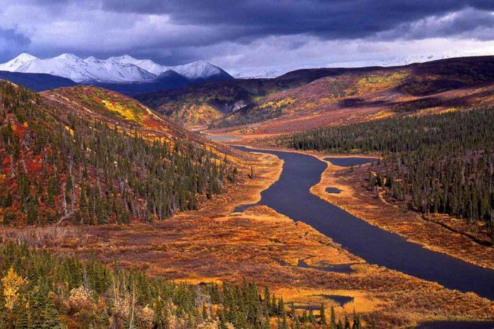 Delta River, AK | Tim Palmer