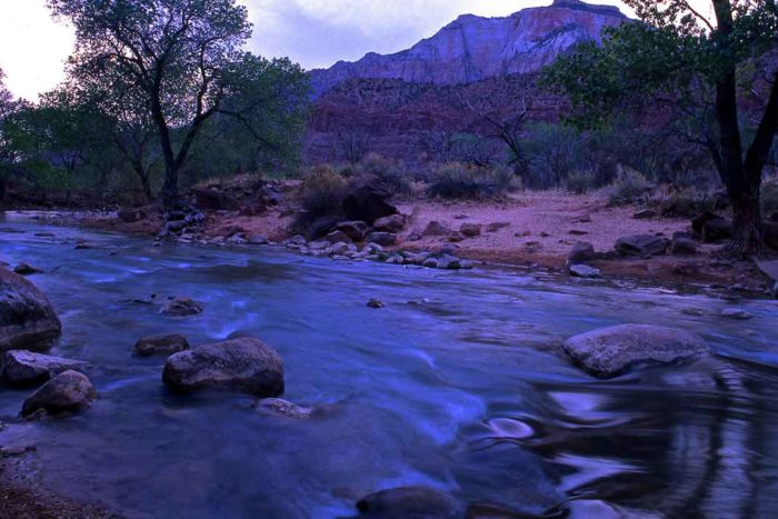 Virgin River, UT | Tim Palmer