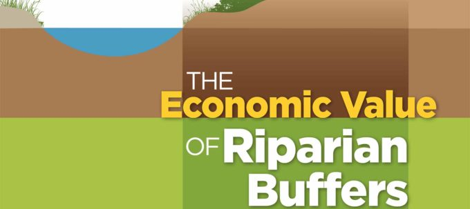 Riparian buffers report cover