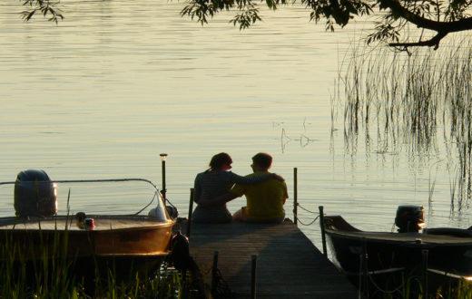 St. Lawrence River| Evelyn Hunter