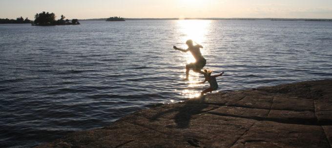 St. Lawrence River| Gina Bjornlund