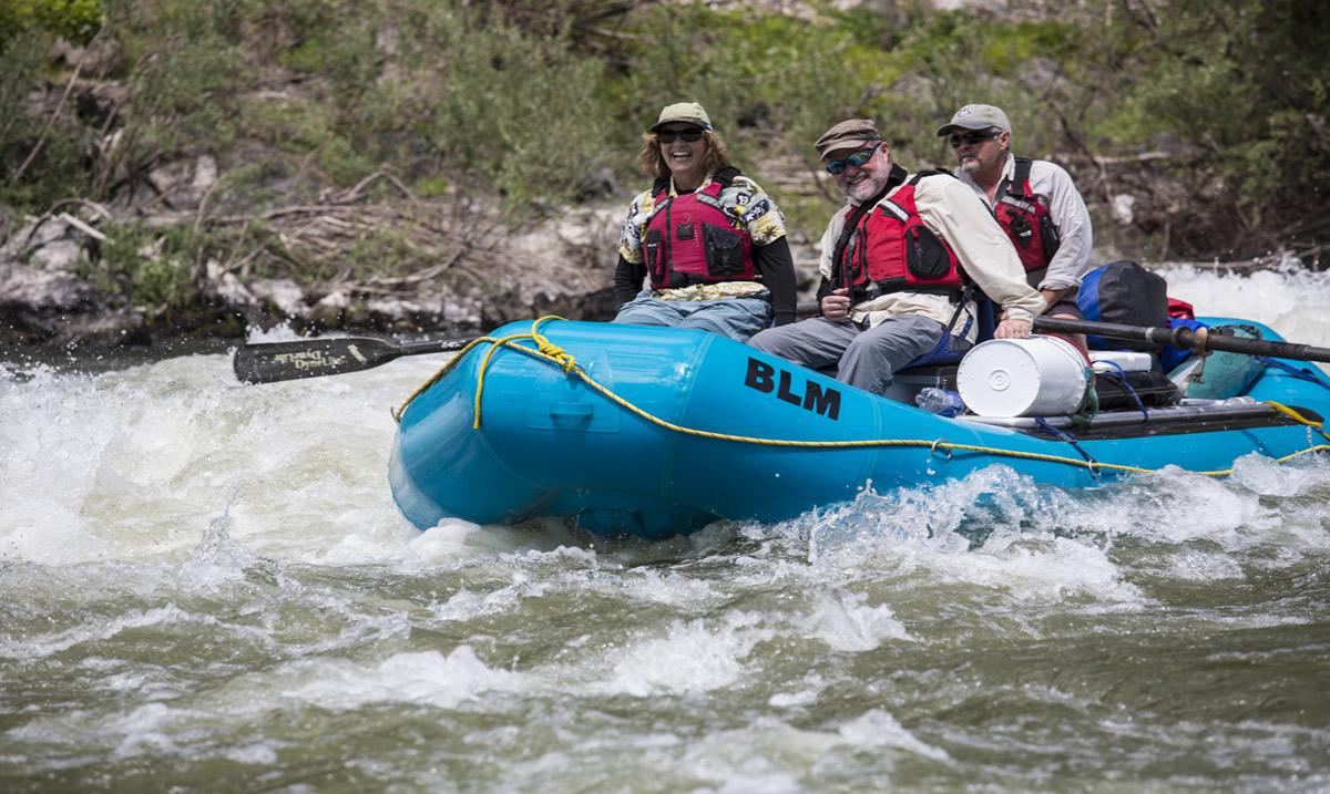 Rogue River | Bob Wick, BLM