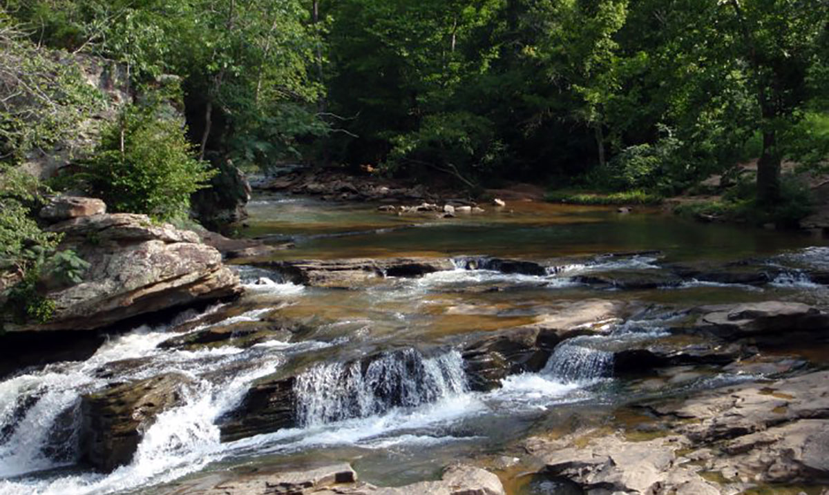 Turkey Creek Falls | Black Warrior Riverkeeper