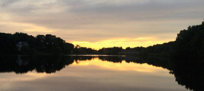 Merrimack Sunset | Alyssa Donovan