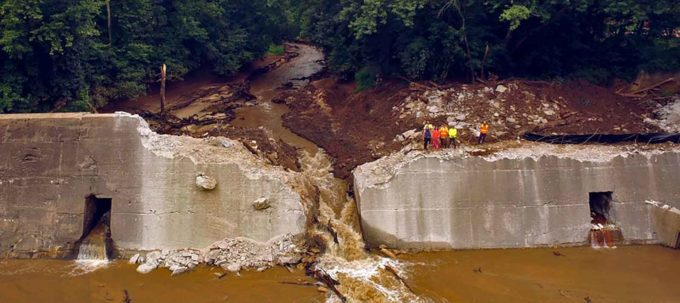 Shuford Dam Removal, Day 7 | Jeremy Monroe, Freshwater Illustrated