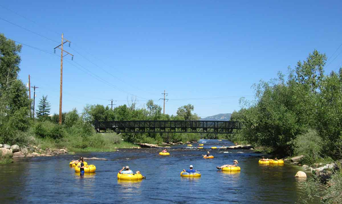 Floating the Yampa River | Kent Vertrees