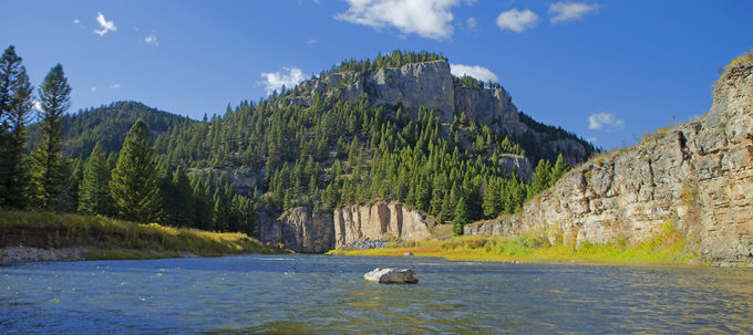 Smith River, MT | Pat Clayton