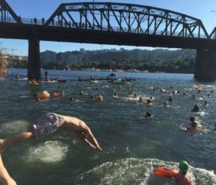 Mayoral River Swim | Human Access Project