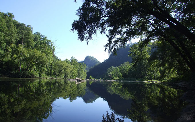 Russell Fork River